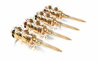 TS flexible pins  2 Pairs