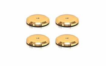 HS replacement discs Gold  4 PIECES