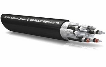 SC-6 AIR Silver Speaker Cable  Price Per/Meter
