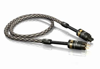 X25-SILVER POWER CABLE 100 CM